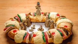 La rosca de Reyes