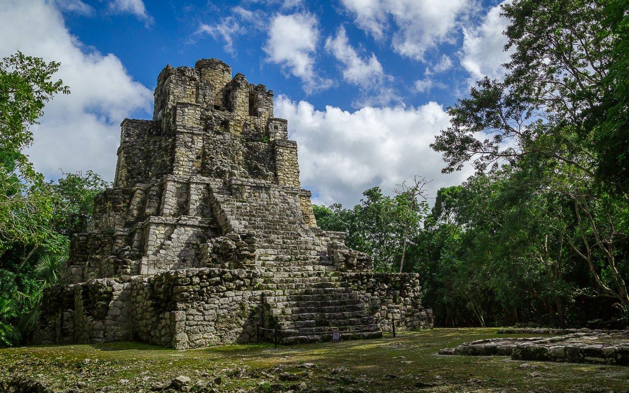 Ancien site Maya