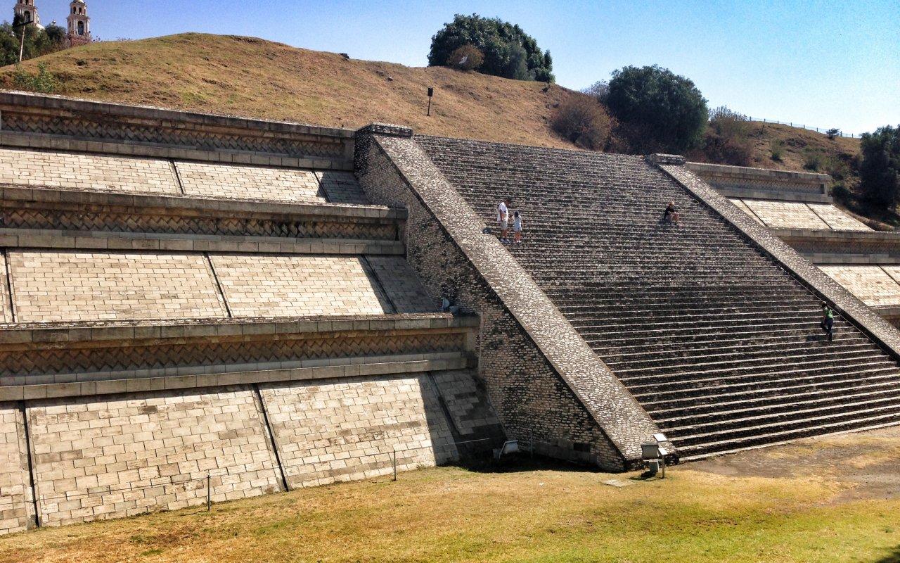 Grande pyramide Cholula