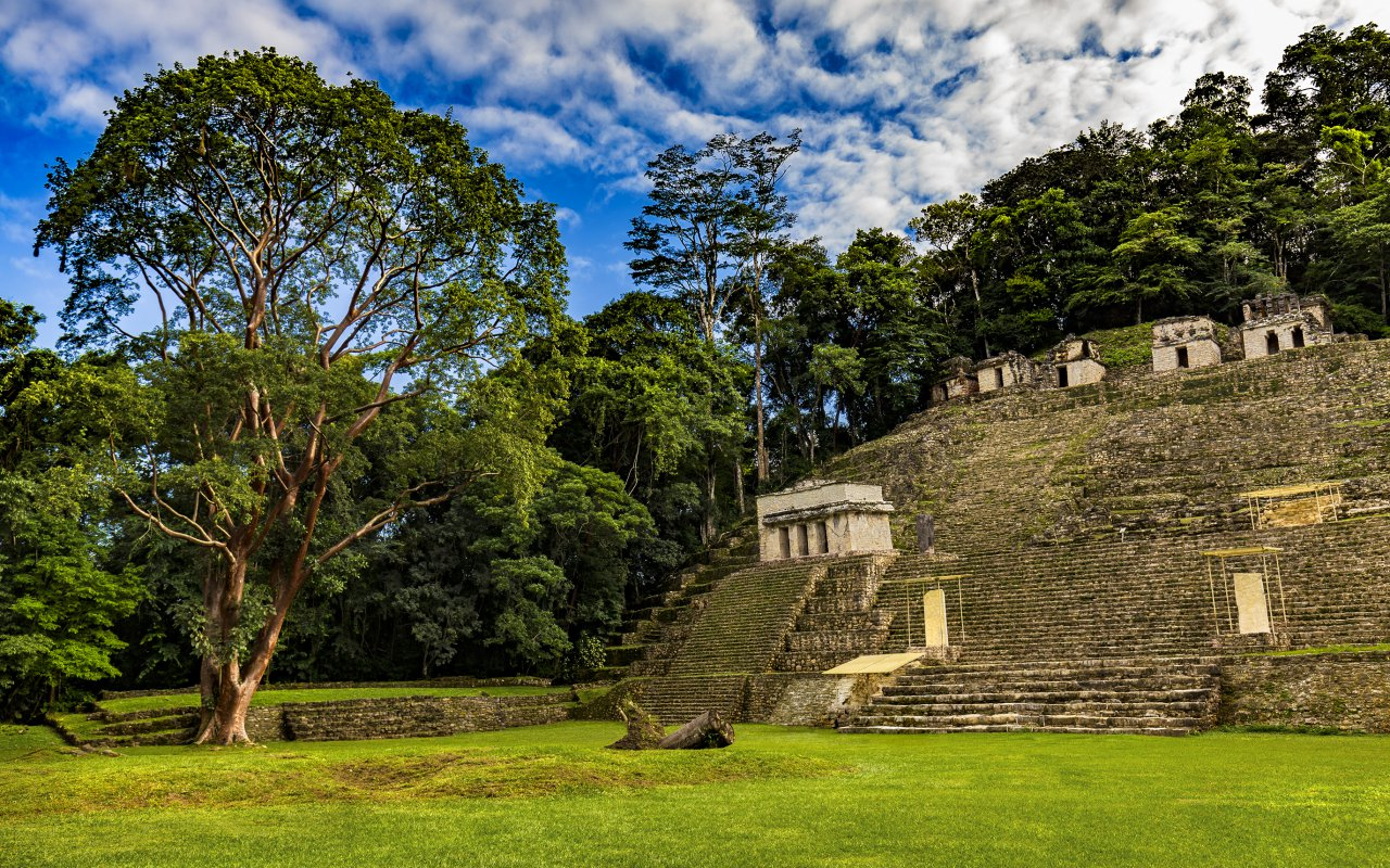 Bonampak Archaeological Park