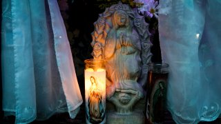 La Vierge de Guadalupe