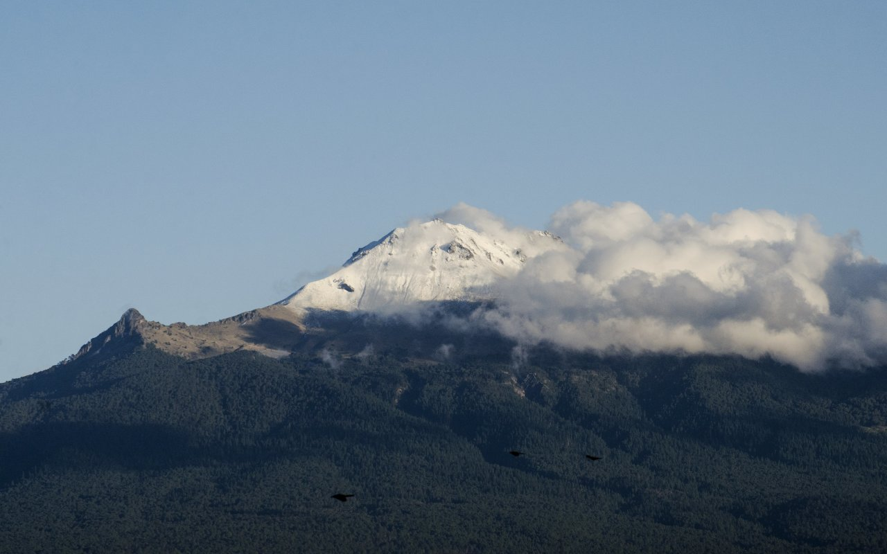 Volcán Malinche