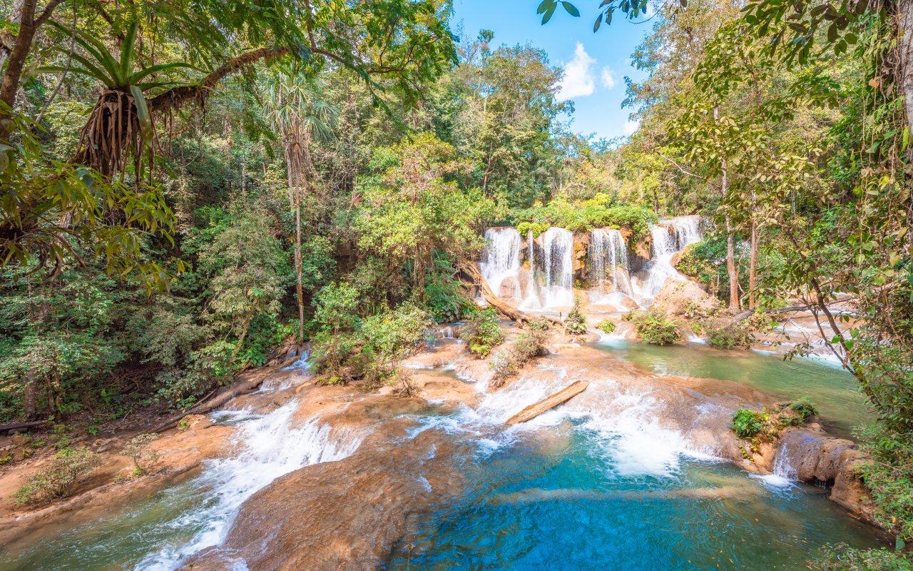 Lacandona,Chiapas,Mexique