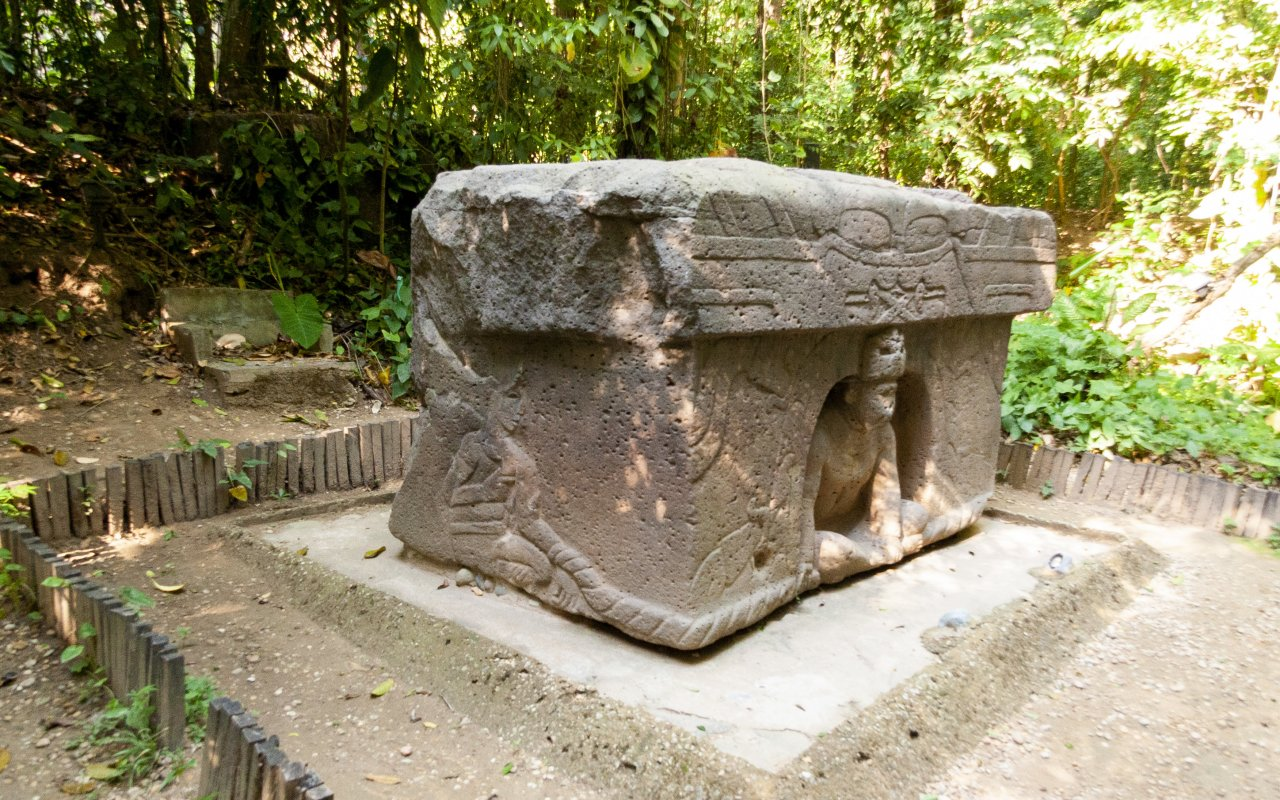 Altar Olmeque