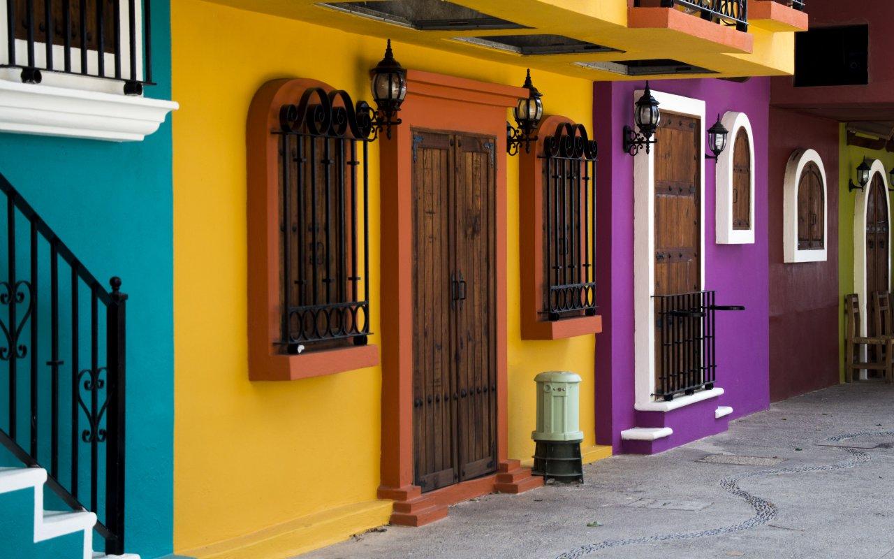 Hacienda du Mexique