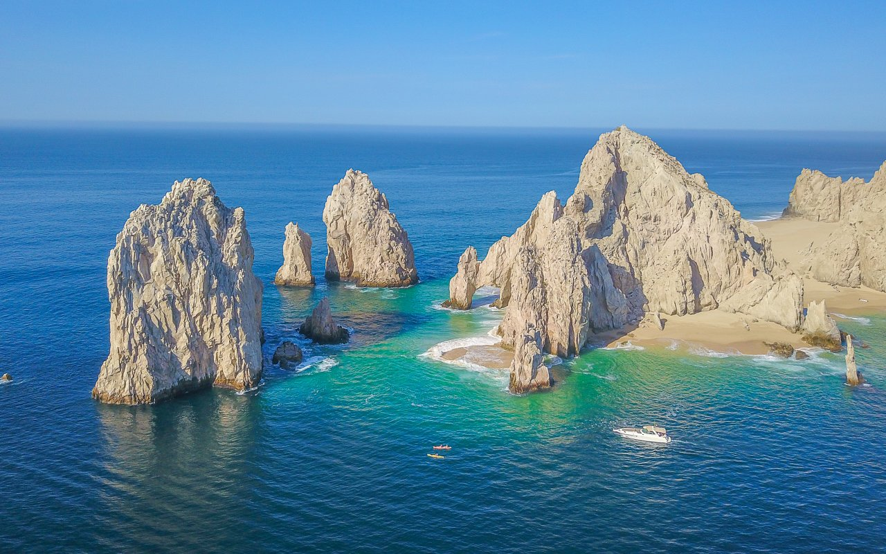 Los Cabos en basse califormie au Mexique