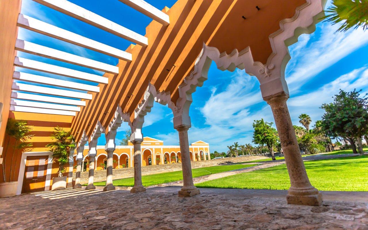 Haciendas du Mexique