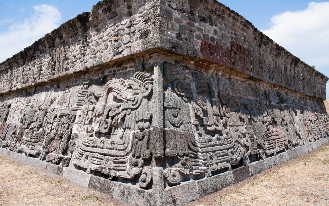 site archéologique de Xochicalco