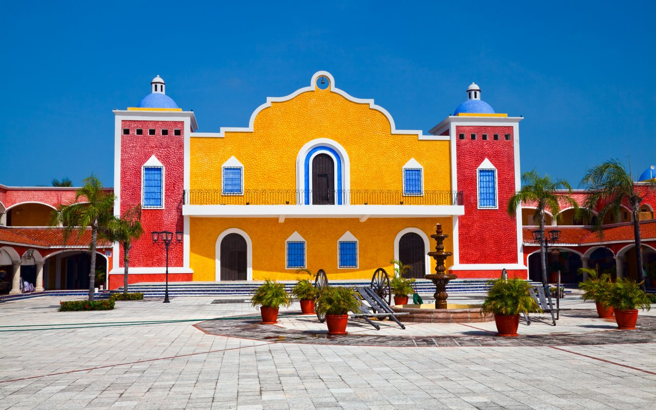 Hacienda mexicaine