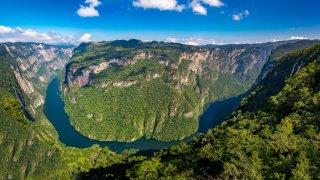 Chiapas et Tabasco