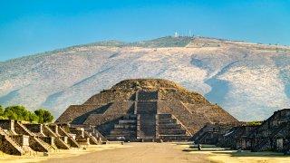 Frise chronologique du Mexique