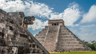 Mystères Mayas