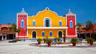 Découverte des Haciendas au Mexique
