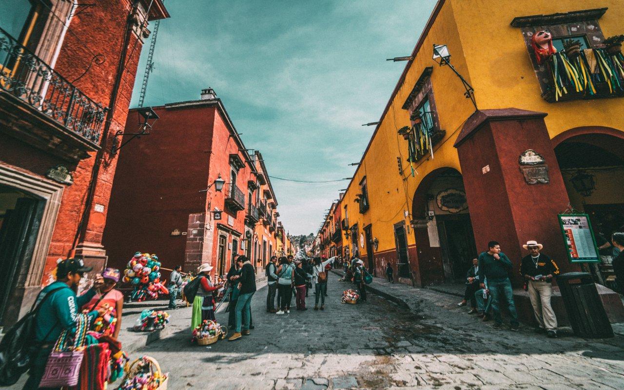 Ville mexicaine