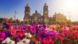 Mexico et sa région