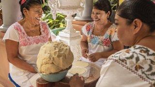 Voyage gastronomie et culture maya au Mexique