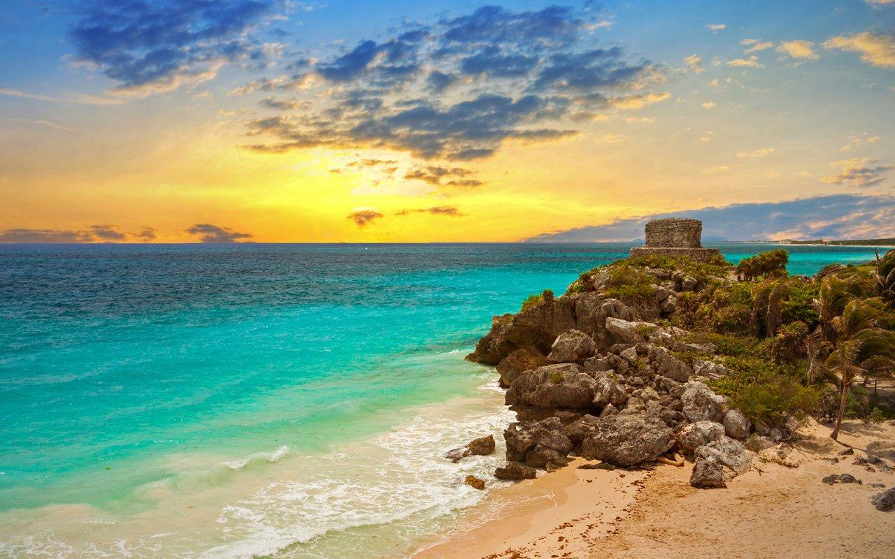 agence de voyage locale au Mexique Terra Maya