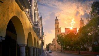 Yucatan et Campeche